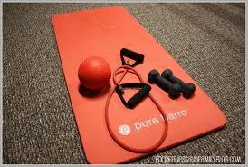 pure barre, core class, mom workout, flat abs, moms running