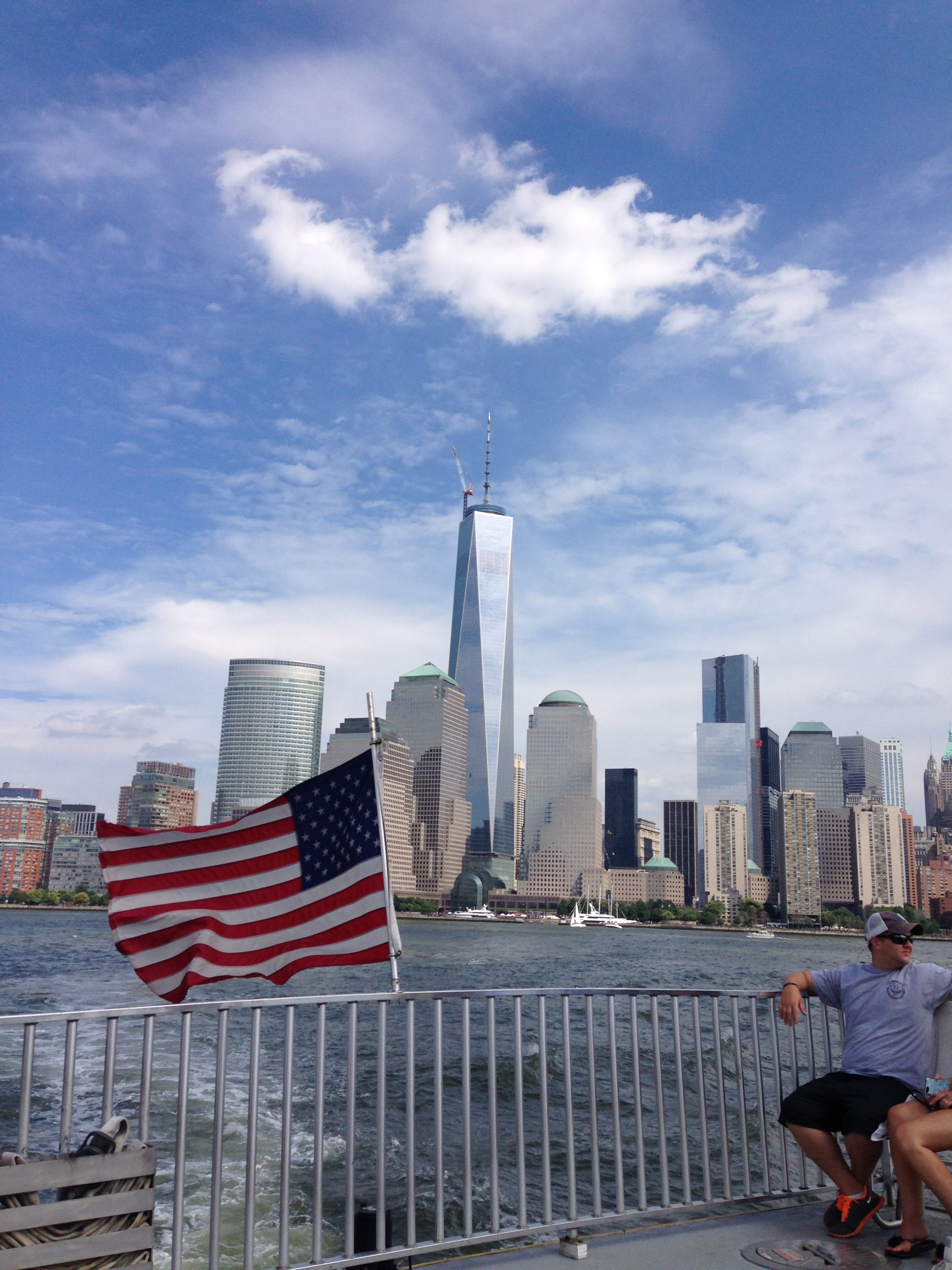 Freedom Tower, Battery Park, travel, travel with kids, New York City