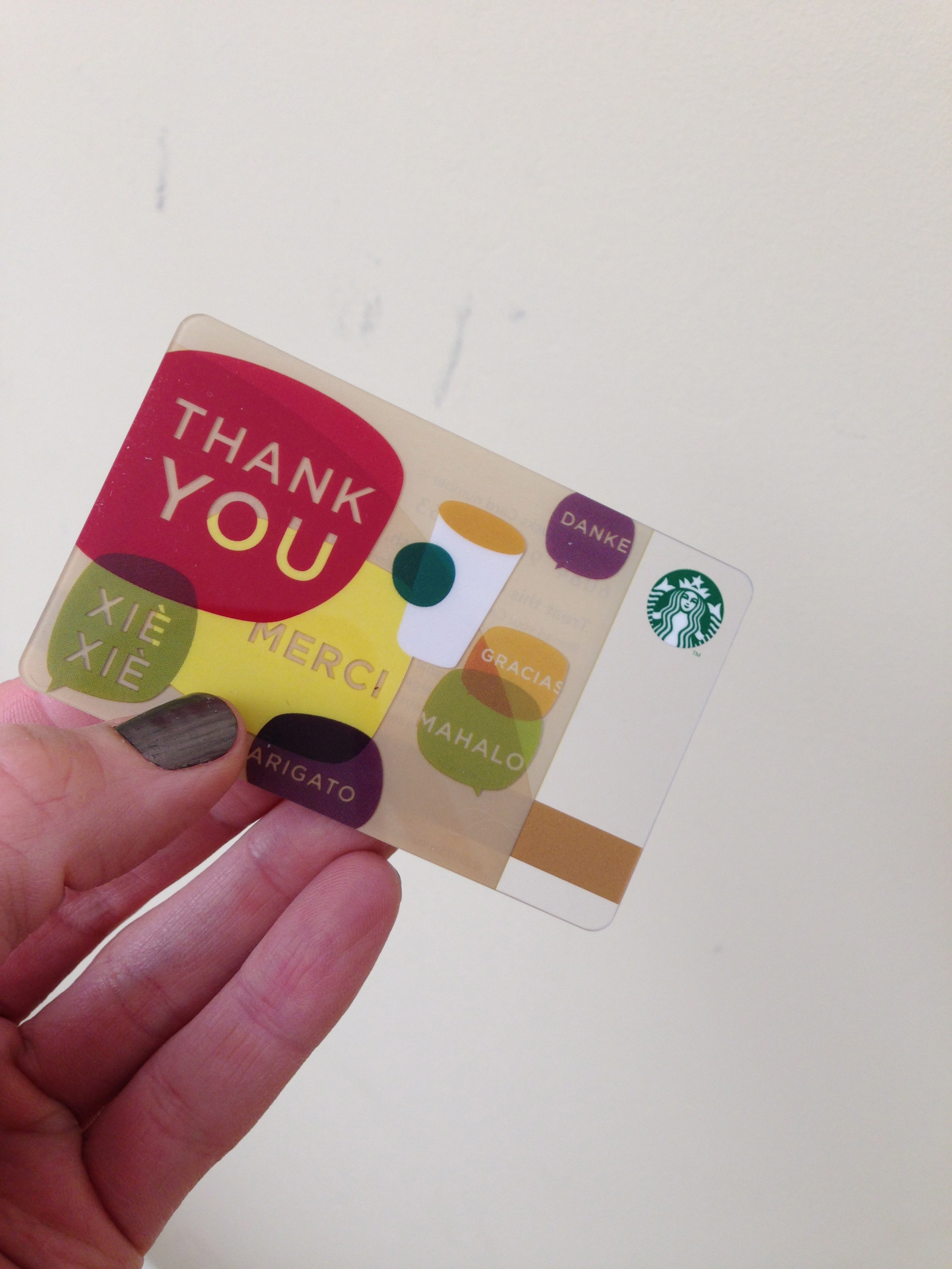 starbucks gift card, holiday gift idea, coffee after workouts, momma