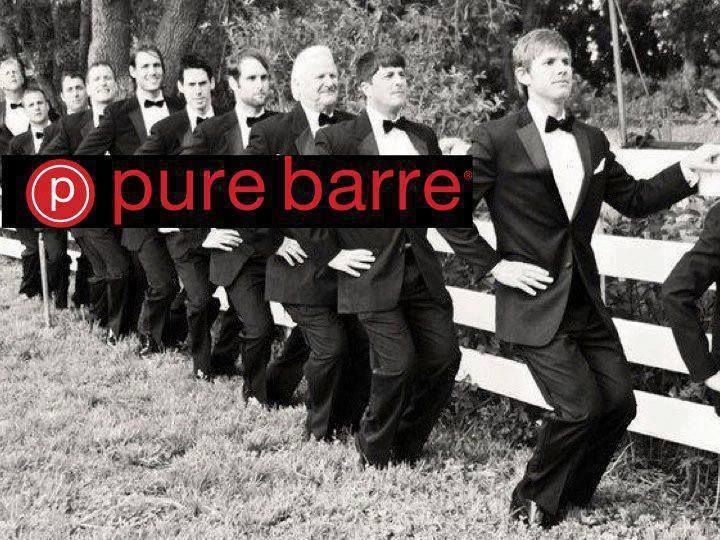Pure Barre, Pure Barre Los Gatos and Palo Alto, Valentine's Day promotion, Pure Barre for men
