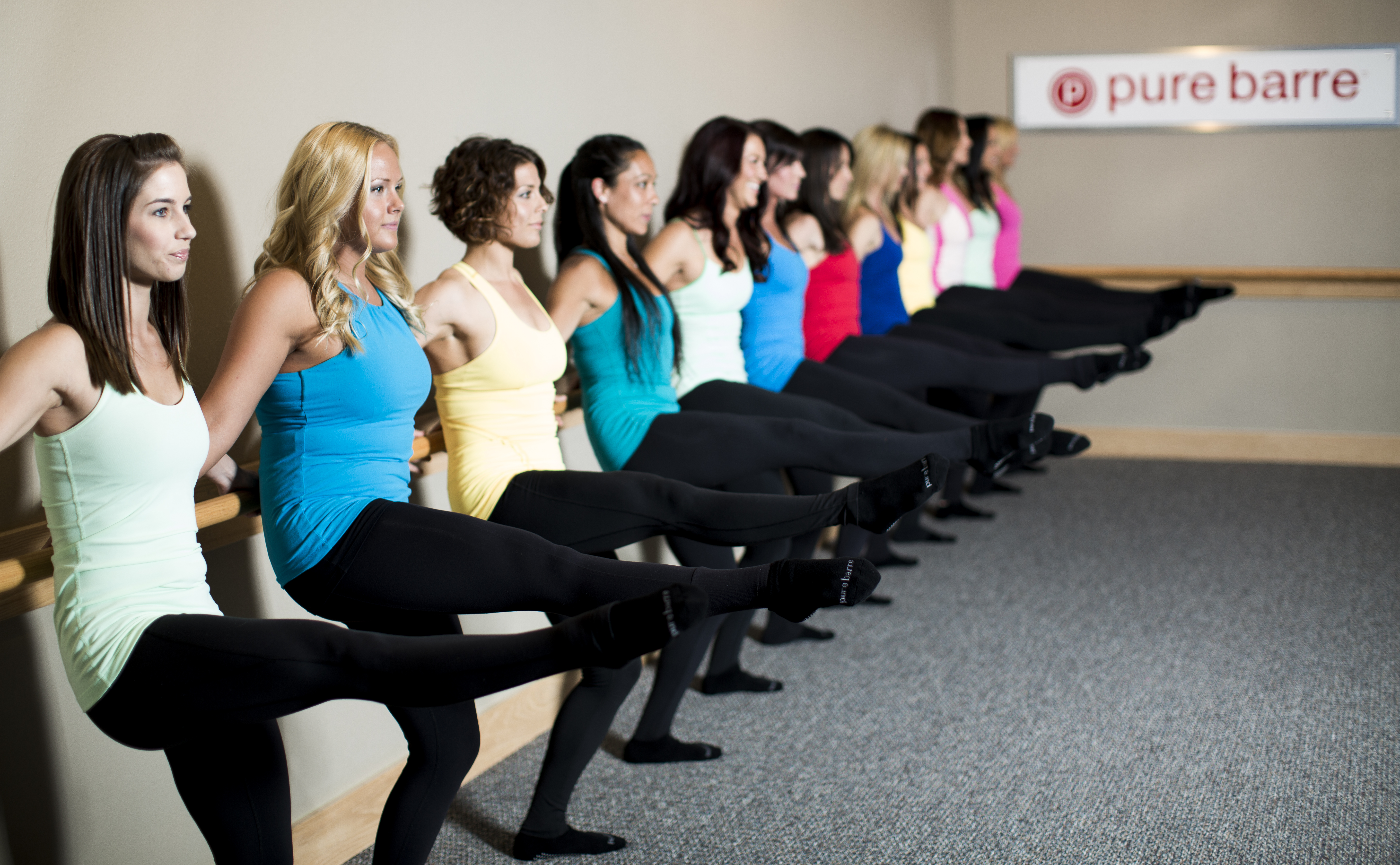 Pure Barre, core strength, core exercises