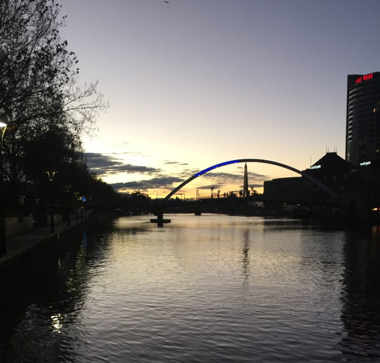 melbourne, run melbourne, yarra river trail, travel, run, runstylish